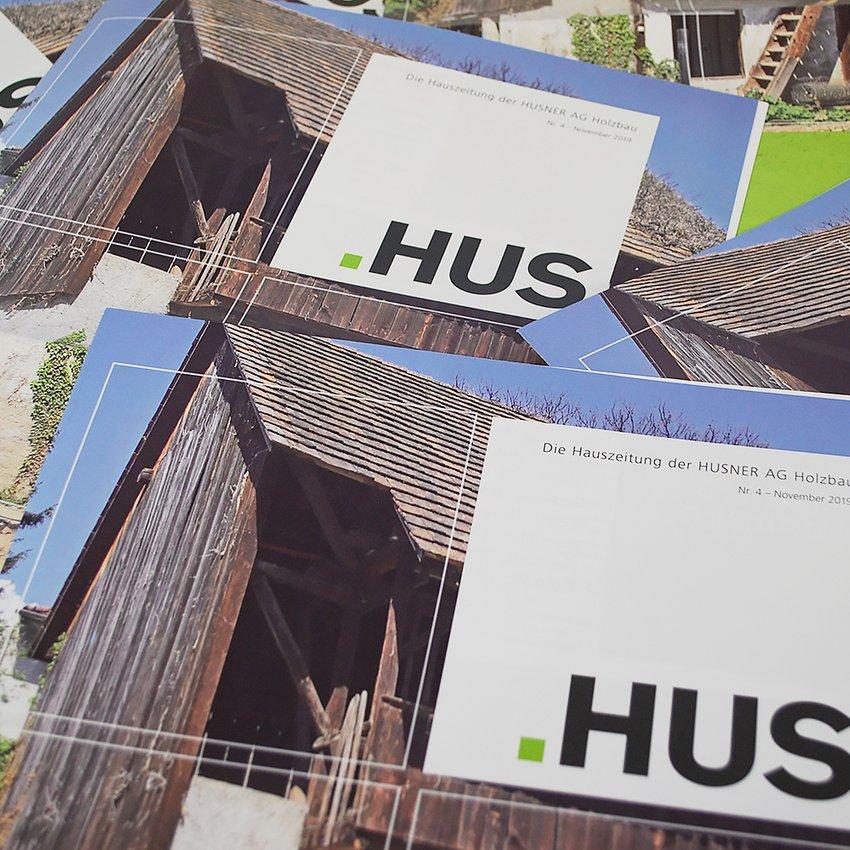 Hauszeitung HUSNER