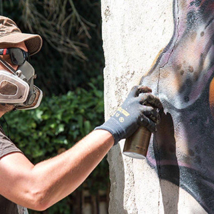 Street-Art-ERNE ist offen für Kunst.