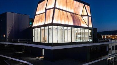 Das erste mit Robotern und 3D-Druck gebaute Haus ist fertig