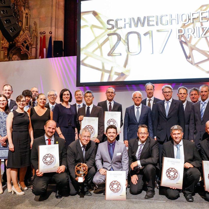 Schweighofer Prize 2017