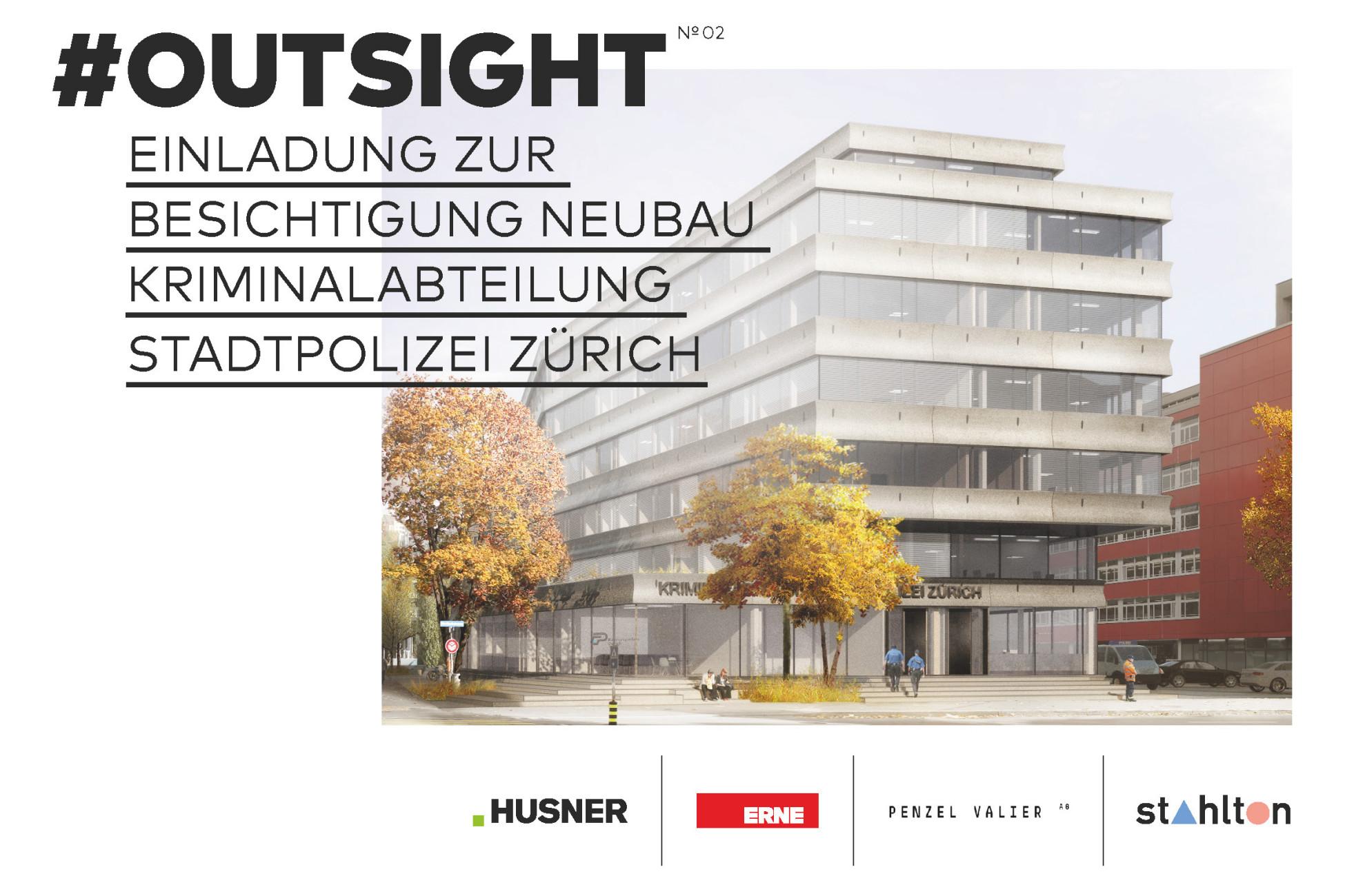 Einladung Event Stapo Zürich