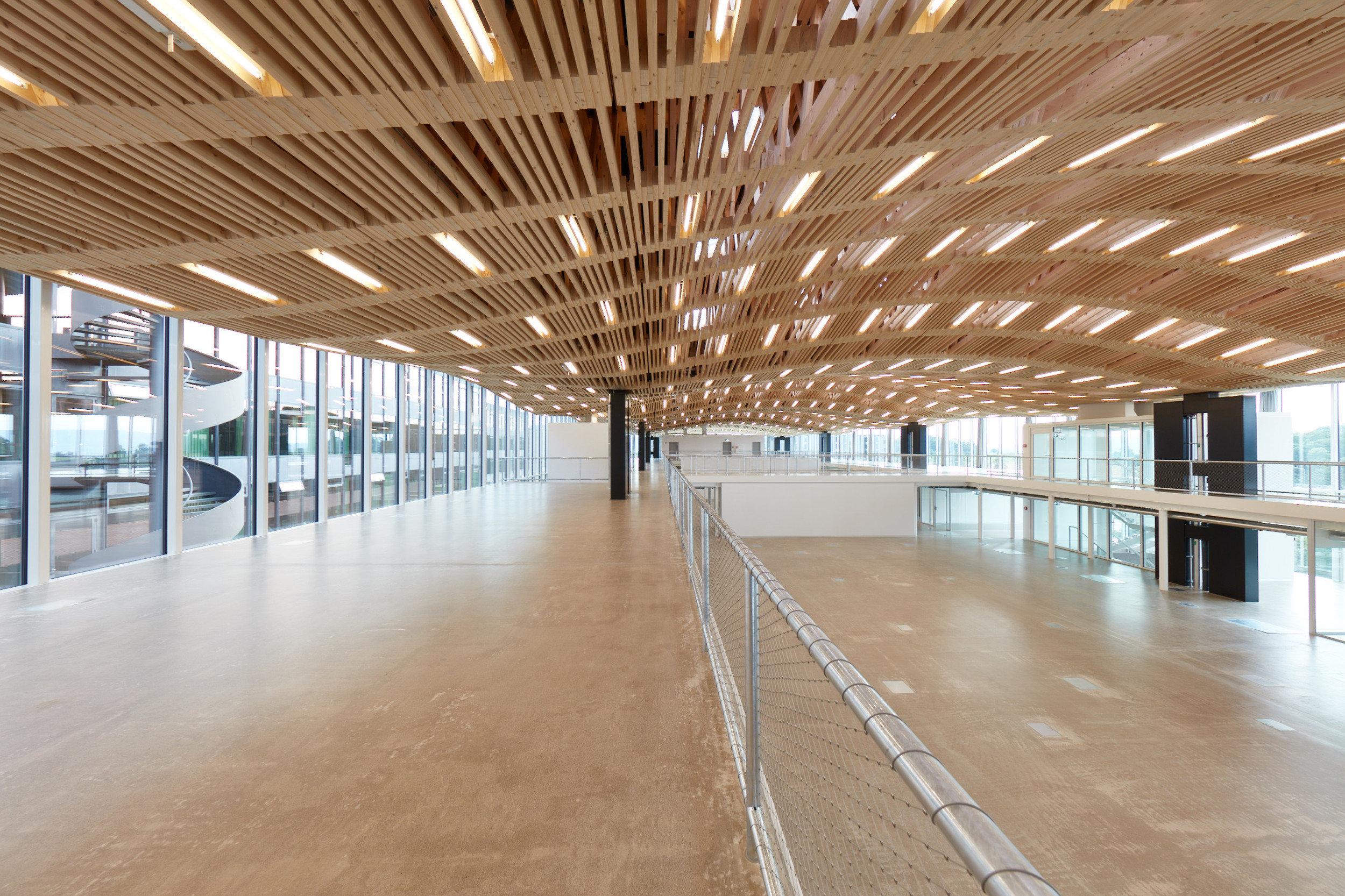 Planung Arch Tec Lab ETH Zürich