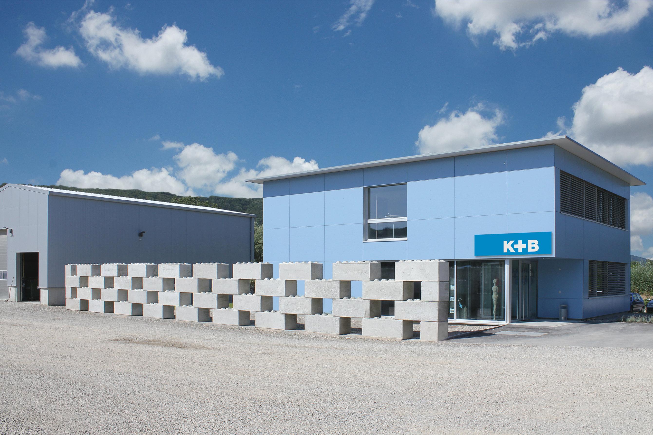 Bürogebäude K+B